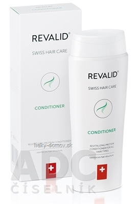 Revalid CONDITIONER revitalizujúci kondicionér 1x250 ml