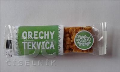 Dobré z SK Tyčinka ORECHY TEKVICA 1x40 g