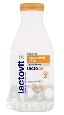Lactovit Lactooil Sprchový gél Intenzívna starostlivosť, na suchú pleť 1x500 ml