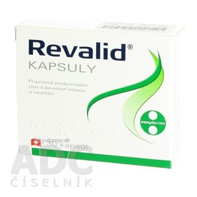 REVALID cps 30 (blis.PVC/PE/PVC/Al)