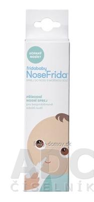 Fridababy NoseFrida Nosový SPREJ s morskou soľou 1x20 ml
