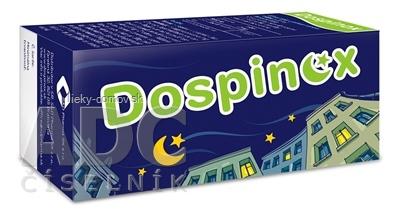 Dospinox sublinguálny sprej 1x24 ml