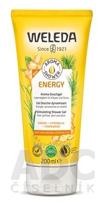WELEDA Aroma Shower ENERGY sprchovací gél 1x200 ml