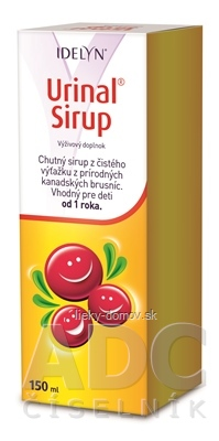Urinal Sirup 1x150 ml