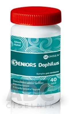 SENIORS DOPHILUS cps 1x40 ks