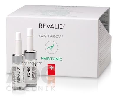 Revalid HAIR TONIC vlasové tonikum - ampulky (á 6ml) 1x20 ks