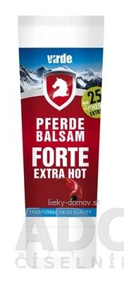 VIRDE PFERDE BALSAM FORTE EXTRA HOT 1x200 ml