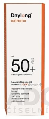 Daylong extreme SPF 50+ lócio (mlieko na opaľovanie) 1x200 ml