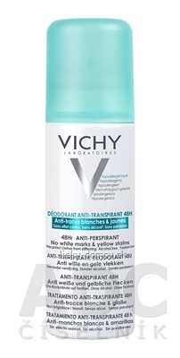 VICHY DEO ANTI-TRACES sprej (M2980601) 1x125 ml