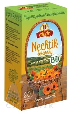 AGROKARPATY BIO Nechtík lekársky bylinný čaj, prírodný produkt, 20x2 g (40 g)