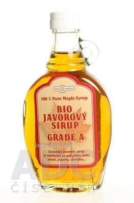 BIO Javorový sirup Grade A 1x250 ml