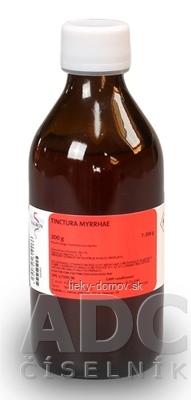 Tinctura myrrhae - FAGRON v liekovke 1x200 g