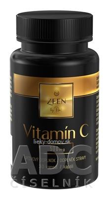 ZEEN by Roal Vitamín C 500 mg cps (V2) 1x30 ks