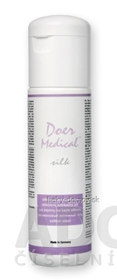 DOER MEDICAL SILK lubrikačný dermálny gél 1x100 ml