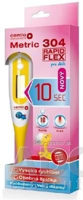 Cemio Metric 304 Rapid Flex pre deti Dig. teplomer DT-K111B (baby) 1x1 ks