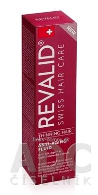 REVALID ANTI-AGING FLUID starostlivosť proti starnutiu vlasov 1x100 ml