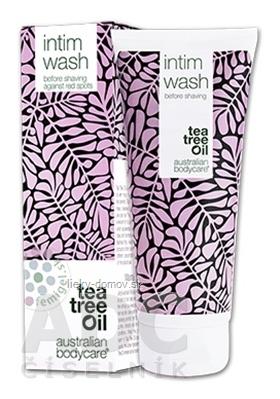 ABC tea tree oil INTIM WASH - Intímny mycí gél 1x200 ml