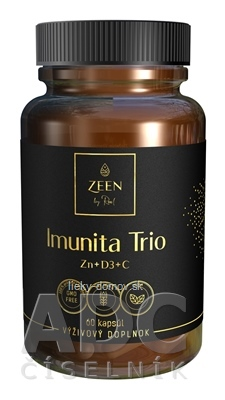 ZEEN by Roal Imunita Trio cps 1x60 ks