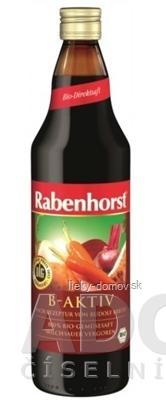 Rabenhorst B-AKTIV šťava 1x750 ml
