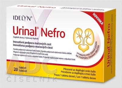 Urinal Nefro tbl 1x20 ks