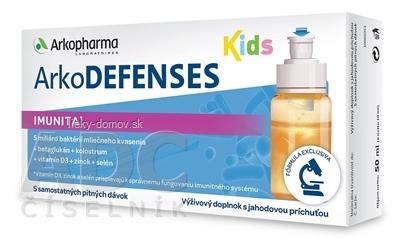 ArkoDEFENSES Kids sus por 1x5 lag