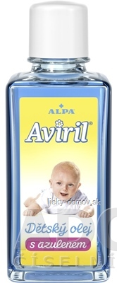 AVIRIL DETSKÝ OLEJ S AZULÉNOM 1x50 ml