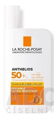 LA ROCHE-POSAY ANTHELIOS SHAKA FLUIDE SPF50+ ultrafluidný opaľovací krém 1x50 ml