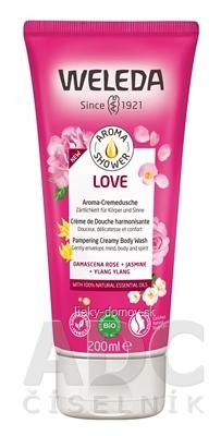 WELEDA Aroma Shower LOVE sprchovací krém 1x200 ml