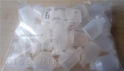 Bralenka s uzáverom 25 ml - FAGRON kvapkacia fľaša 1x20 ks