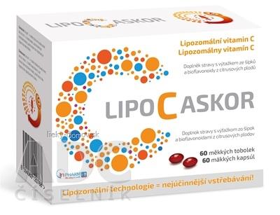 LIPO C ASCOR cps 1x60 ks