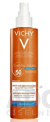 VICHY CAPITAL SOLEIL Beach Protect Spray SPF 50+ (MB142400) 1x200 ml