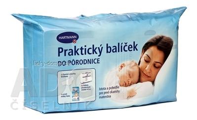 Praktický balíček do pôrodnice veľ. M, 1x1 set
