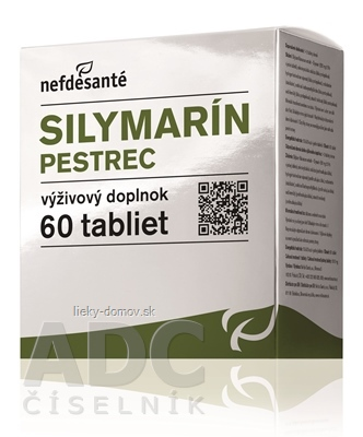 nefdesanté SILYMARÍN tbl 6x10 (60 ks)