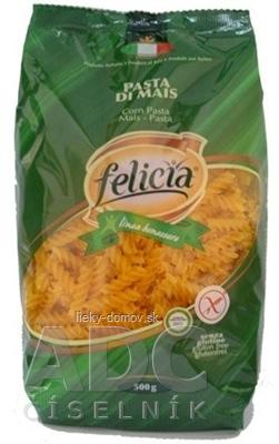 Kukuricne cestoviny Felicia Fusilli bez lepku 1x500 g