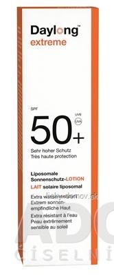 Daylong extreme SPF 50+ lócio (mlieko na opaľovanie) (inov.2020) 1x100 ml