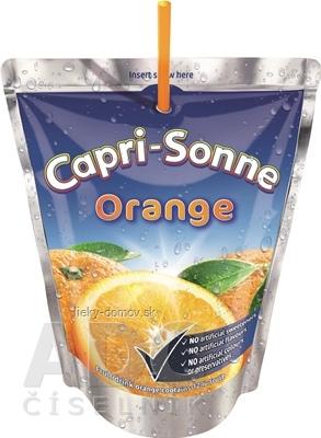 Capri-Sonne Orange pasterizovaný ovocný nápoj 1x200 ml
