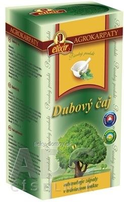 AGROKARPATY DUBOVÝ ČAJ prírodný produkt, 20x2 g (40 g)