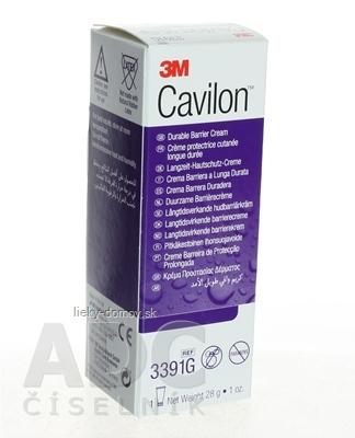 3M CAVILON Durable Barier Cream ochranný bariérový krém, 1x28 g