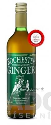 ROCHESTER GINGER nealkoholický zázvorový nápoj 1x725 ml
