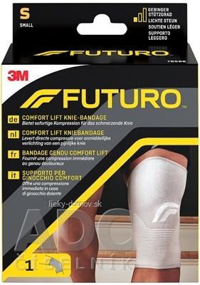 3M FUTURO Comfort bandáž na koleno [SelP] veľkosť S, (76586) 1x1 ks