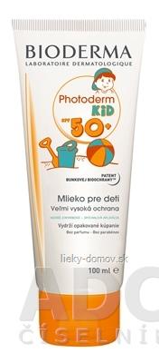 BIODERMA Photoderm KID SPF 50+ mlieko na opaľovanie (inov. 2019) 1x100 ml