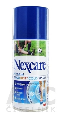3M Nexcare ColdHot COLD SPRAY [SelP] chladiaci sprej 1x150 ml