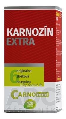 CarnoMed Karnozín EXTRA cps 1x120 ks