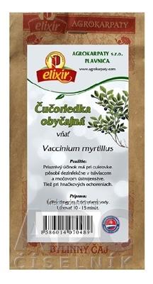 AGROKARPATY ČUČORIEDKA OBYČAJNÁ vňať bylinný čaj 1x30 g