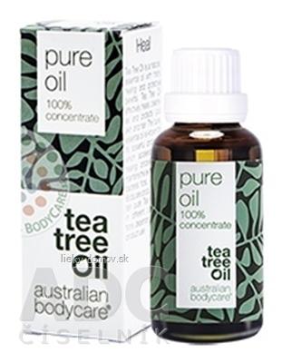 ABC Tea Tree Oil originál ČAJOVNÍKOVÝ OLEJ 100% (inov. obal 2018) 1x30 ml