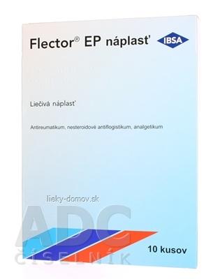 Flector EP náplasť emp med 1x10 ks