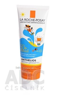 LA ROCHE-POSAY ANTHELIOS Dermo-pedia WET 50+ R17 opaľovacie mlieko (M9162100) 1x250 ml