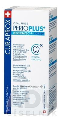 CURAPROX Perio Plus Regenerate CHX 0,09 % ústna voda 1x200 ml