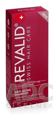 REVALID ANTI-AGING SHAMPOO šampón proti starnutiu vlasov 1x200 ml