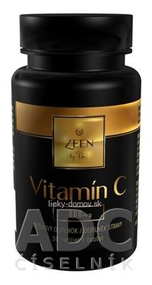ZEEN by Roal Vitamín C 800 mg tbl 1x30 ks